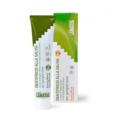 Dentifricio alla Salvia 75 ml - Argital