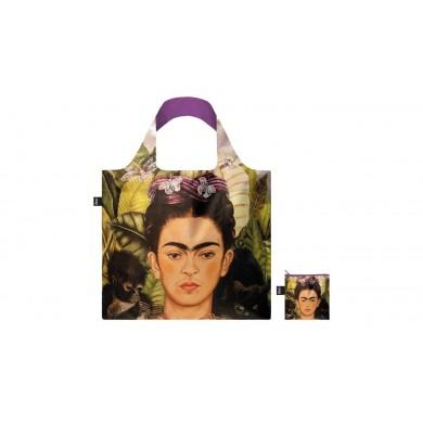 Borsa Shopping Bag Recycled Frida Kahlo - Loqi