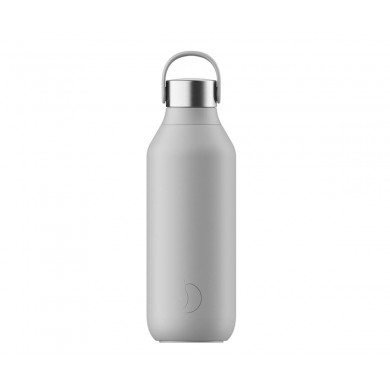 Chilly's Bottiglia Termica Serie 2 Granite Grey 500ml