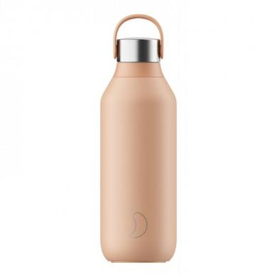 Chilly's Bottiglia Termica Serie 2 Peach Orange 500ml