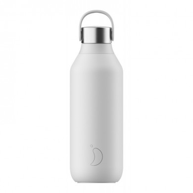 Chilly's Bottiglia Termica Serie 2 Artic White 500ml