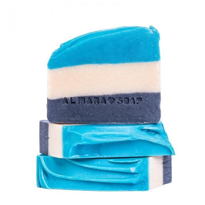 Sapone artigianale naturale Gentlemen 100gr - Almara Soap