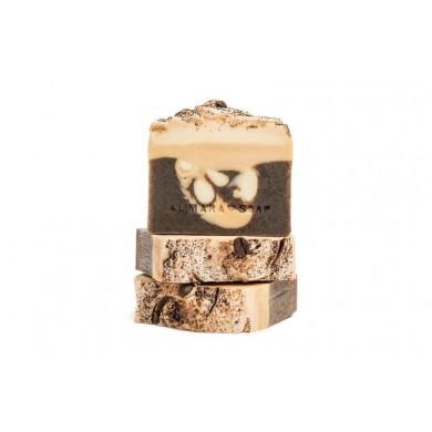 Sapone artigianale naturale Cappuccino 100gr - Almara Soap