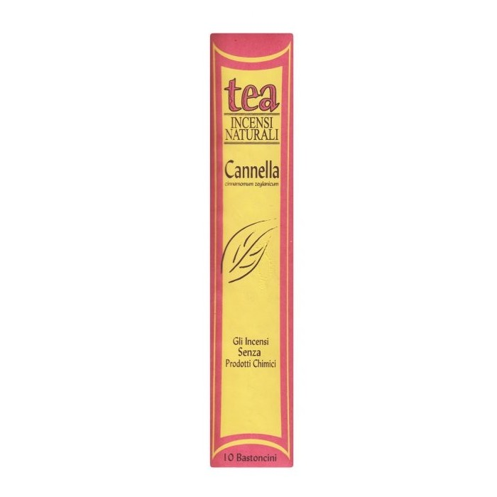Incenso naturale Cannella - Tea Natura