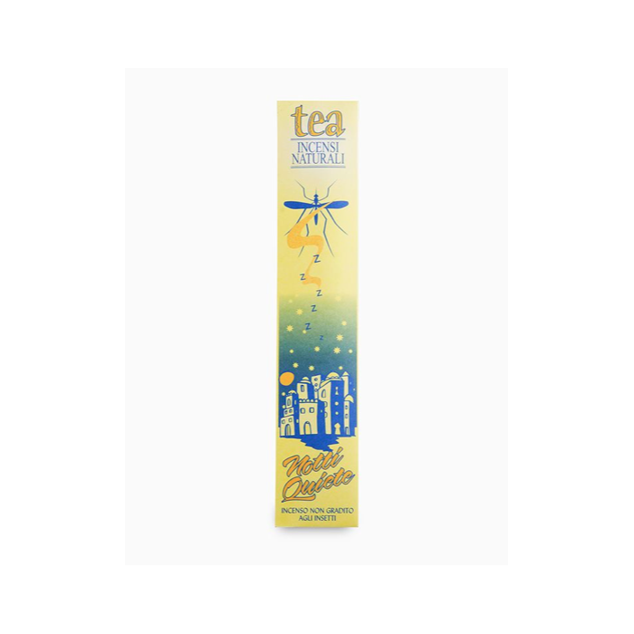 Incensi Notti Quiete 12 stick - Tea Natura