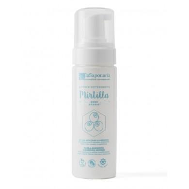 Mousse detergente Mirtilla - La Saponaria