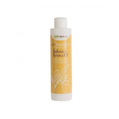 Shampoo salvia e limone 200 ml - La Saponaria
