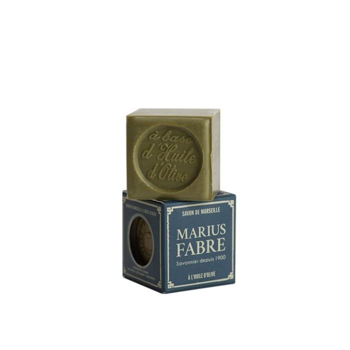 Cubo Sapone di Marsiglia all'Olio di Oliva 100g - Marius Fabre