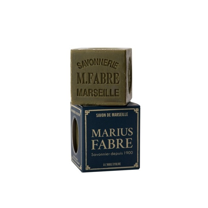 Cubo Sapone di Marsiglia all'Olio di Oliva 200g - Marius Fabre