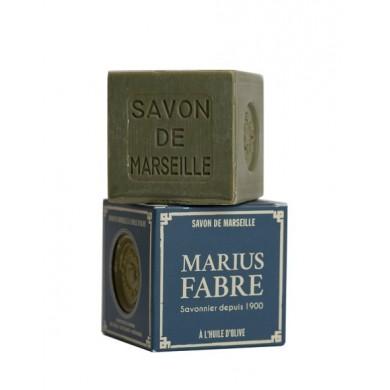 Cubo Sapone di Marsiglia all'Olio di Oliva 400g - Marius Fabre