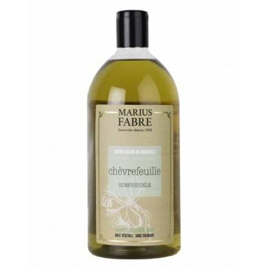 Sapone Liquido di Marsiglia Caprifoglio - Marius Fabre