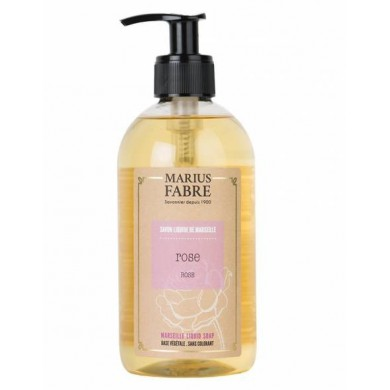 Sapone Liquido di Marsiglia alla Rosa - Marius Fabre