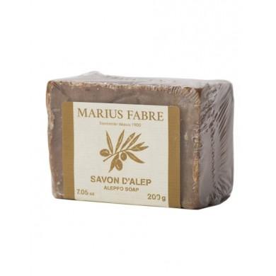 Sapone di Aleppo all'olio di Alloro 200 gr - Marius Fabre