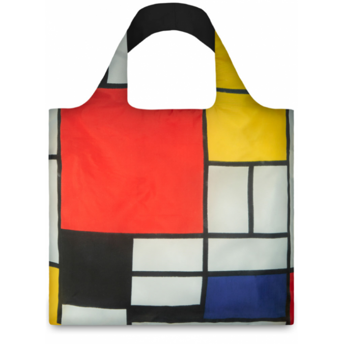 Borsa Shopping Bag COMPOSITION MONDRIAND - Loqi