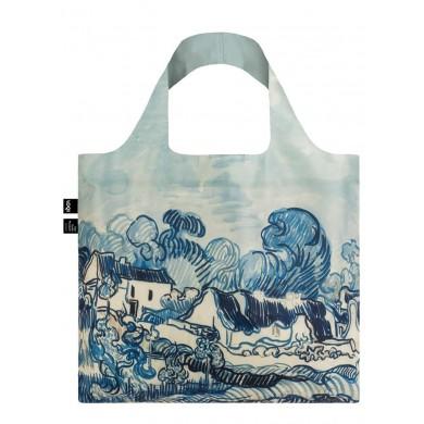 "Borsa Shopping Bag Van Gogh ""Landscape"" - Loqi"