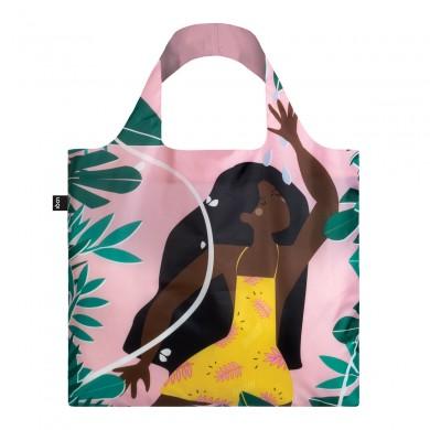 "Borsa Shopping Bag Wallaert ""Jungle Fairy"" - Loqi"