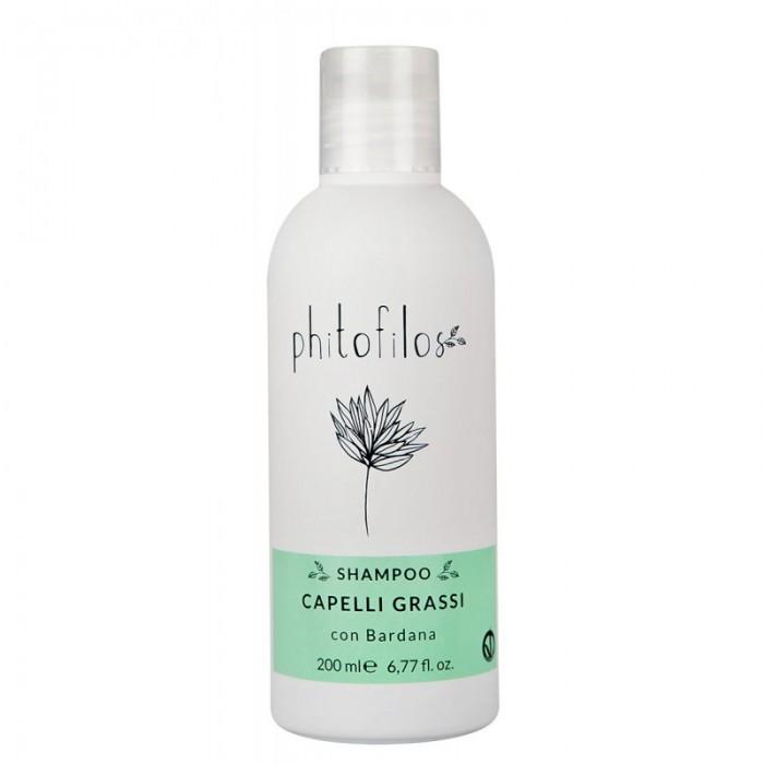Shampoo capelli grassi 200 ml - Phitofilos