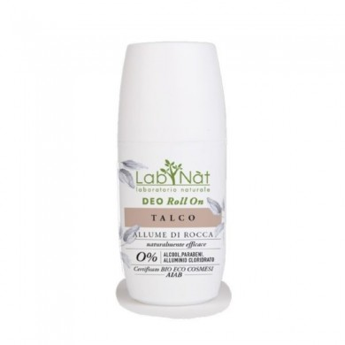 Deodorante roll-on Talco - LabNatu