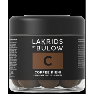 C - COFFEE Liquirizia, cioccolato fondente e caffè 125 gr - Lakrids