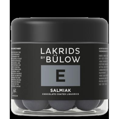 E - SALMIAK Liquirizia e cioccolato bianco salato 125 gr - Lakrids