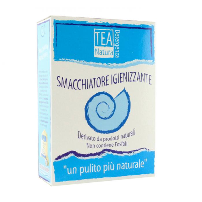 Smacchiatore igienizzante 500 gr - Tea Natura
