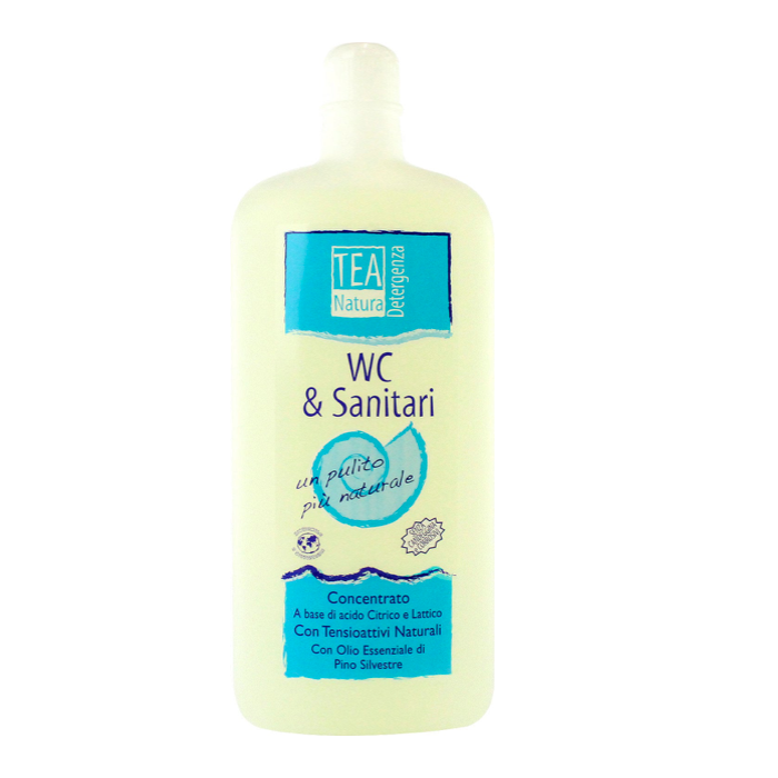 Detersivo naturale Wc & Sanitari 1000 ml - Tea Natura