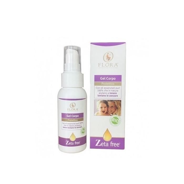 Zeta Free Gel Corpo 50 ml BIO-ICEA - Flora