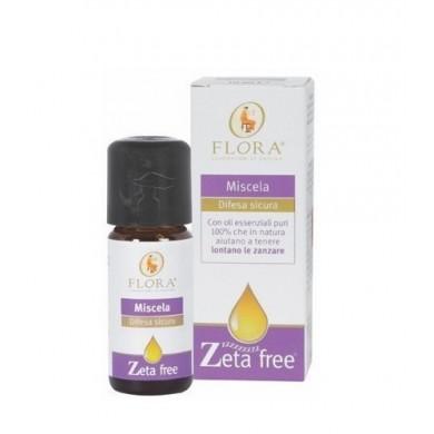 Zeta Free Miscela Difesa Sicura 10 ml - Flora