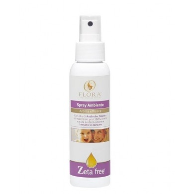Zeta Free Spray Ambiente 100 ml - Flora