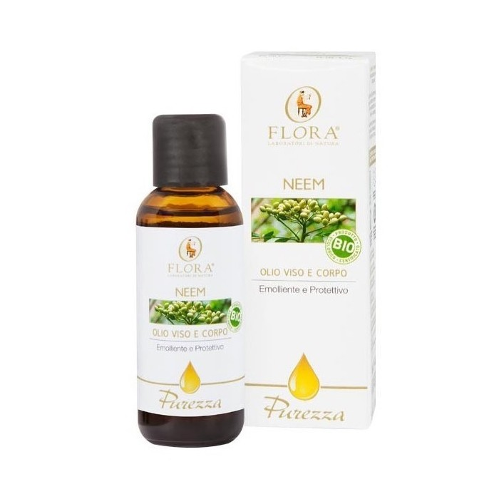 Purezza Olio di Neem 50 ml BIO-COSMOS - Flora