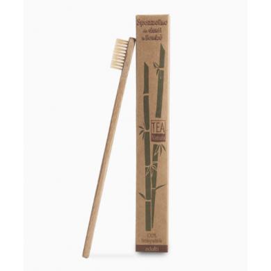 Spazzolino da Denti in Bambù bambini - Tea Natura