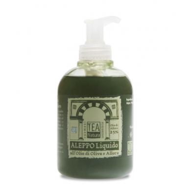 Sapone di Aleppo Liquido 300 ml - Tea Natura