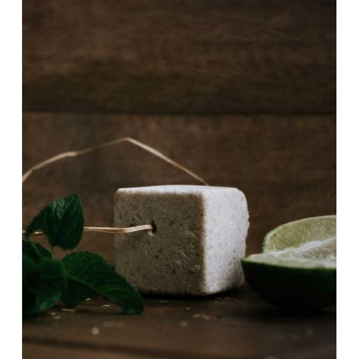 Lo Scacciaguai Shampoo e balsamo solido 2 in 1 Capelli grassi 60 gr - Ethical Grace