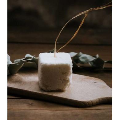 43 Grani Shampoo e balsamo solido 2 in 1 Capelli secchi, ricci o tinti 60 gr - Ethical Grace