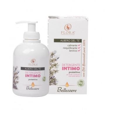 Bellessere Detergente Intimo Albero del Tè BDIH-BIO - Flora