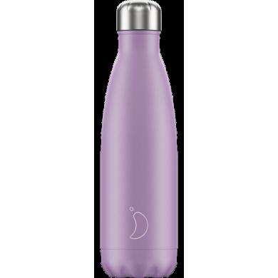 Chilly's Pastel Purple - Bottiglia in acciaio inox