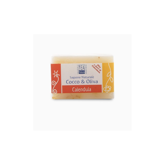 Sapone naturale Calendula - Tea Natura