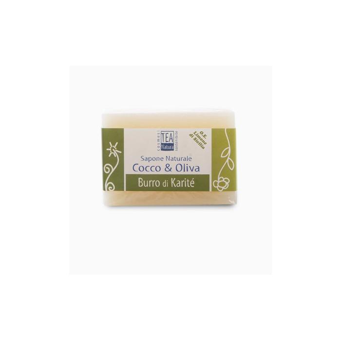 Sapone naturale Burro di Karitè - Tea Natura