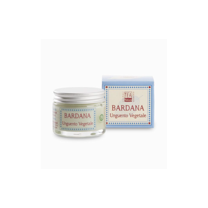 Unguento vegetale Bardana - Tea Natura