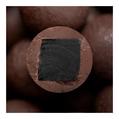 DARK - Liquirizia Cioccolato fondente e sale marino 125 gr - Lakrids