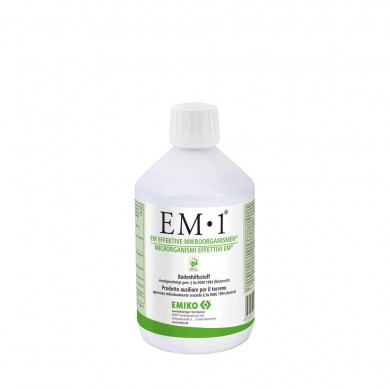 EM-1 Additivo per il Suolo 500 ml - Emiko®