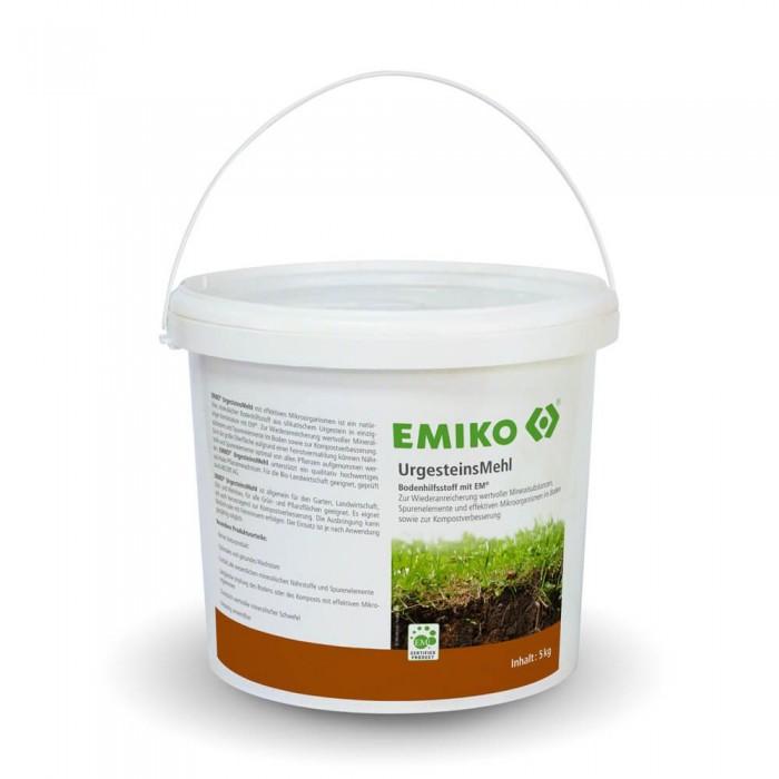 EM Farina di Roccia Zeolite 5 kg - Emiko®