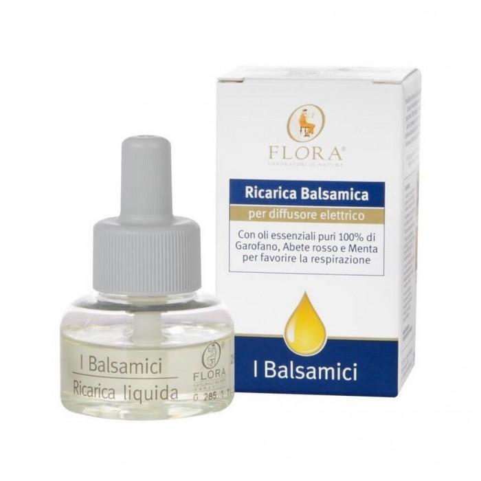 Balsamici Ricarica Balsamico 25 ml - Flora
