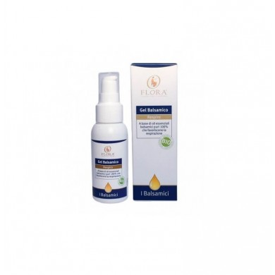 I Balsamici Gel balsamico 50 ml BIO-BDIH - Flora