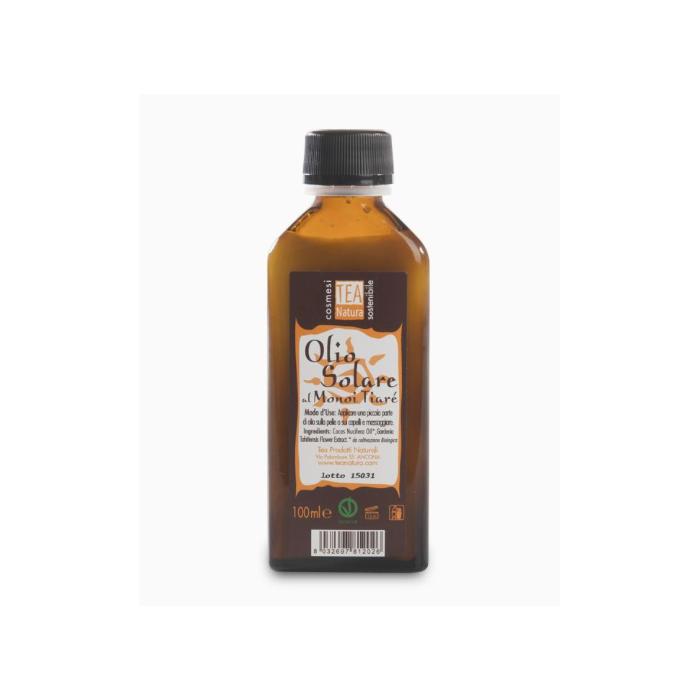 Olio di Cocco superabbronzante Monoi Tiarè - Tea Natura