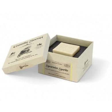 Sapone Spearmint Sparkle 115 gr - Gamila Secret