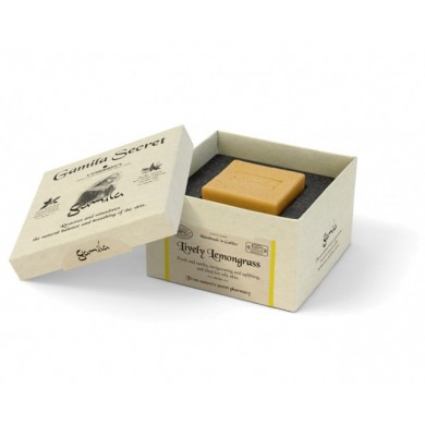 Sapone Lively Lemongrass 115 gr - Gamila Secret