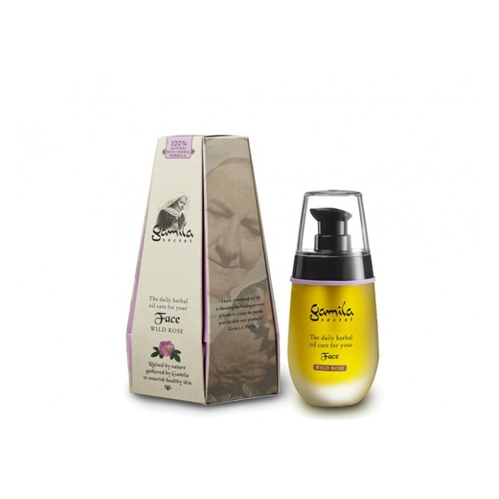 Face Oil Wild Rose - Gamila Secret