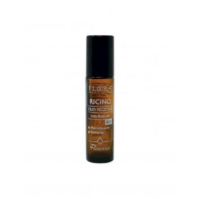 Purezza Olio vegetale di Ricino 10 ml Roll-on - Flora
