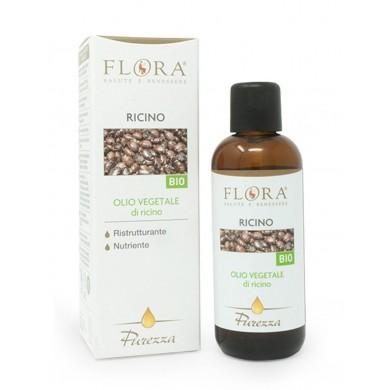 Purezza Olio vegetale di Ricino 100 ml BIO-COSMOS - Flora